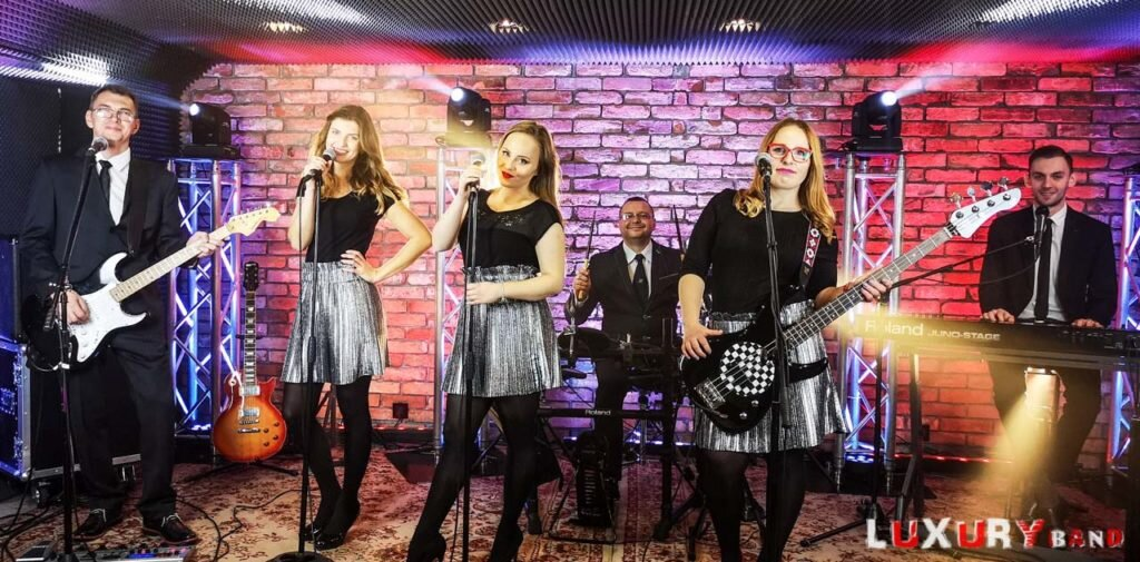 Profesjonalny zespół na wesele - Luxury Band